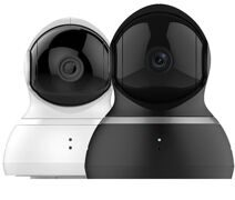 IP-камера Xiaomi Yi Dome Camera 1080p YHS.2016 (Black)