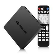 Мультиплеер DEALDIG BOXD7 TV Box  (Black)