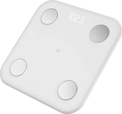 Умные весы Xiaomi Mi Body Composition Scale 2 (White)