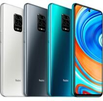 Смартфон Xiaomi Redmi Note 9S 4GB/64GB (Aurora Blue)