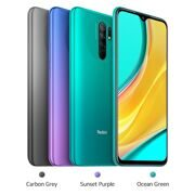 Смартфон Xiaomi Redmi 9 NFC 3GB/32GB (Carbon Grey)